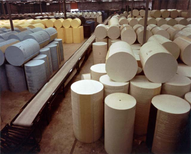 Polyurethane Foam Buns : Carpet padding pictures