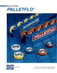 Gravity Controlled Palletflo from the Kornylak Corporation