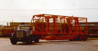 Strad-O-Lifts are used for cargo handling at farms, factories and distribution centers.